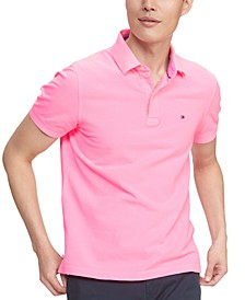 Men's Ivy Custom-Fit Neon Polo Shirt