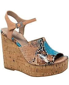 Dory Wedge Sandals