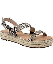 Chosen Flatform Sandals