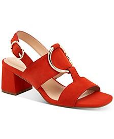 Women's Step N' Flex Gwenna Ring-Hardware Dress Sandals, Created for Macy's