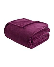 Microlight Plush Full/Queen Oversized Blanket