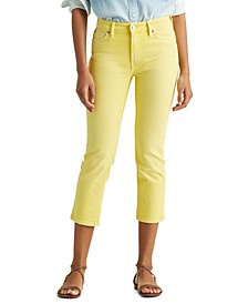 Petite Premier Straight Cropped Jeans