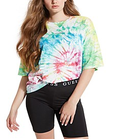 Cotton Tie-Dye T-Shirt