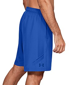 "Men's Woven Graphic 8"" Shorts"