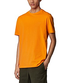 BOSS Men's Trust Bright Orange T-Shirt