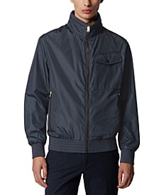 BOSS Men's Cuze Dark Blue Jacket