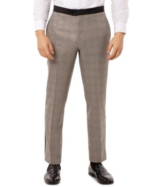 Tallia Men's Plaid Vermont Pants