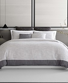 Grisaille Weave Bedding Collection