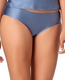 STUDIO Cinch-Back Bikini Brief Bottoms