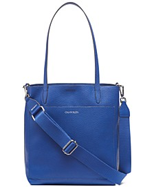 Leather Larissa Tote