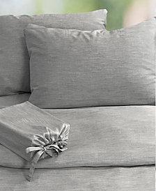 BedVoyage Eco-Melange 4 Piece Bed Bundle- King Duvet Cover Set