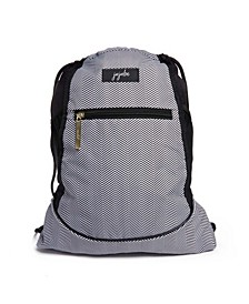 Grab and Go Drawstring Backpack