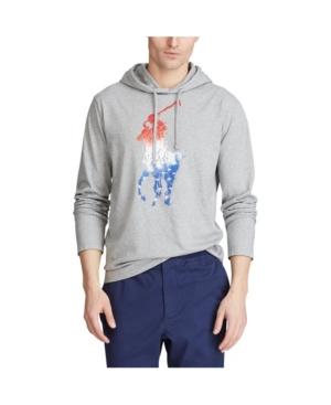 Polo Ralph Lauren Men's Big Pony Hooded T-Shirt