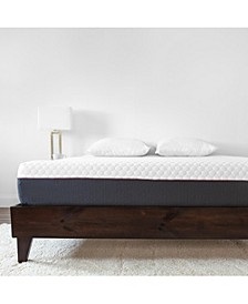 "SensorPEDIC 10"" 3-Layer Gel-Infused Memory Foam Firm Mattress - Twin"