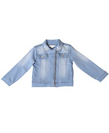 Toddler Girls Moto Jacket