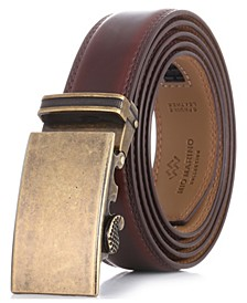Men's Designer Ratchet Belts