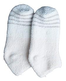 Women's Stripy Bed Socks