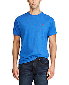 Polo Ralph Lauren Men's Classic Fit Crew Neck T-Shirt