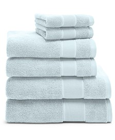 Sanders Cotton 6-Pc. Towel Set