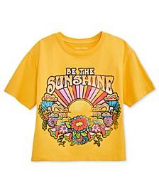 Juniors' Be The Sunshine Graphic T-Shirt