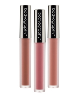 Lip Lava Liquid Lipstick Trio