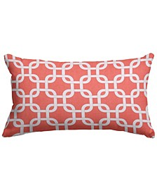 "Links Decorative Soft Throw Pillow Small 20"" x 12"""