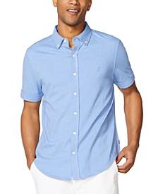 Men's Harbor Classic-Fit Solid Shirt