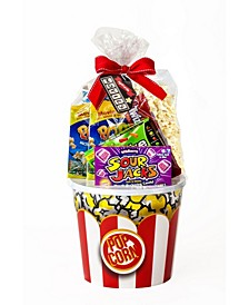 Night At The Movies Popcorn Gift Set