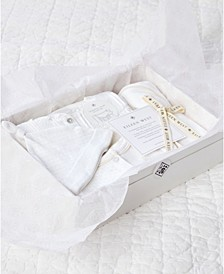 Nursing Nightgown Mommy and Baby Onesie Gift Set