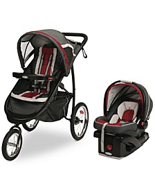 FastAction Fold Jogger Click Connect™ Travel System