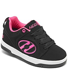 Little Girls Voyager Wheeled Skate Casual Sneakers from Finish Line