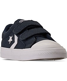 Toddler Boys Star Player Stay-Put Closure Casual Sneakers from Finish Line