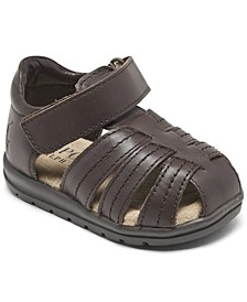 Toddler Boys Donevan Stay-Put Closure Cage Sandals from Finish Line