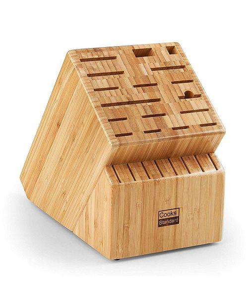 Cooks Standard Knife Storage Block, 25 Slots