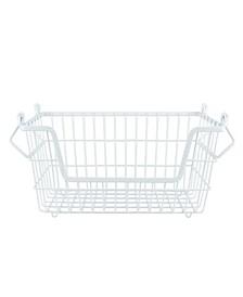 Metal Basket Rectangle Small