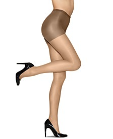 Women's 6-Pk. Alive Full-Support Reinforced-Toe Multipack Tights