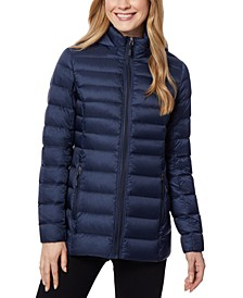 Packable Hooded Puffer Coat, Created for Macy's