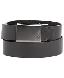 Men's Slide-Buckle Casual Belt
