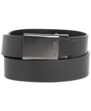 Men's Slide-Buckle Casual Belt