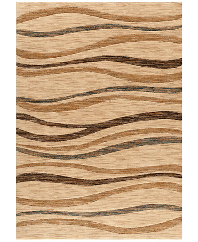 CLOSEOUT! Kenneth Mink Area Rug Northport MAM101 Blue 3'3