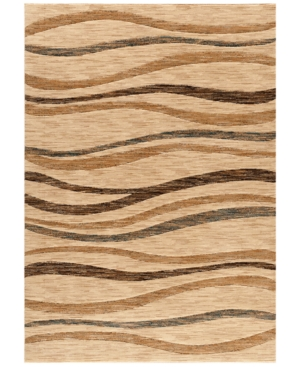 Closeout! Kenneth Mink Area Rug Northport MAM101 Blue 5'3