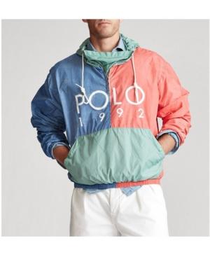 Polo Ralph Lauren MEN'S POLO 1992 HOODED WINDBREAKER