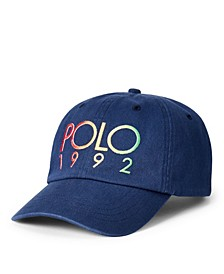 Men's Polo 1992 Chino Ball Cap