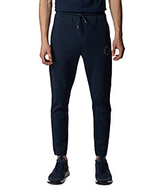 BOSS Men's Halboa Circle Navy Pants