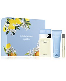 DOLCE&GABBANA 3-Pc. Light Blue Eau de Toilette Gift Set