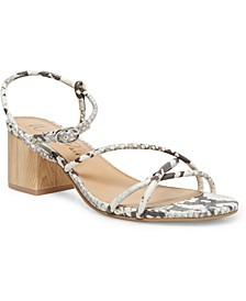 Ingridd Block-Heel Sandals, Created for Macy's