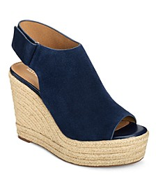 Martha Stewart Hillside Wedge Sandals