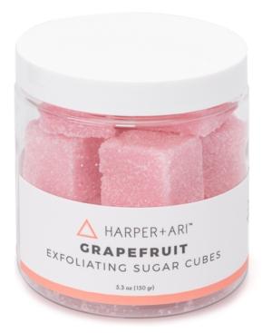 Harper + Ari Grapefruit Exfoliating Sugar Cubes