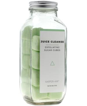 Harper + Ari Juice Cleanse Exfoliating Sugar Cubes