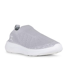 RESPECT Slip On Sneaker with Patterned Upper